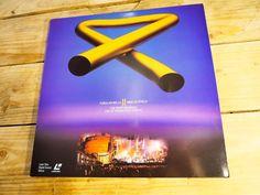 Mike Oldfield Tubular Bells LD PAL Laserdisc EX cover EX COLLECTOR ORIGINAL 1992