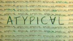 """This is """"Atypical Main Title version)"""" by Big Machine on Vimeo, the home for high quality videos and the people who love them. Atypical, Series Movies, Movies And Tv Shows, Tv Series, Wallpaper Notebook, Brigette Lundy Paine, Best Series, Music Tv, Netflix Originals"""