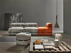 """""""Pouffy"""" modular furniture"""