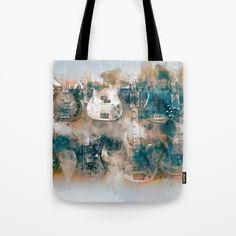 Bass Guitars Tote Bag by jkdizajn Guitar Bag, Bass Guitars, Tote Bag, Stuff To Buy, Bags, Handbags, Totes, Bag, Tote Bags