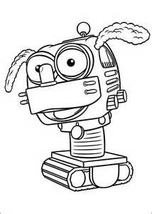 Handy Manny coloring page | Repair tools coloring | Pinterest ...