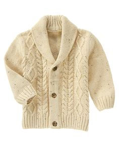Donegal Cable Knit Cardigan at Gymboree. Great for a fall inspired photo!