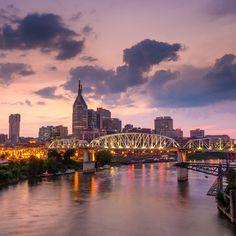 НАШВИЛЛ, ТЕННЕССИ, США Самые дружелюбные города мира