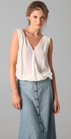 Joie white for spring..yes please