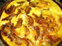 Retete de mancaruri: Retete - Musaca de cartofi,cu carne de porc