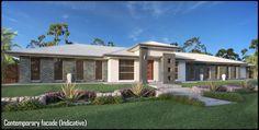 acreage homes facades - Google Search Facade House, Shed, Facades, Outdoor Structures, House Design, Mansions, House Styles, Homes, Google Search