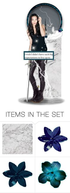"""""""No Powers?"""" by spellbooks-and-wands-xo ❤ liked on Polyvore featuring art, pandasdollhouse and botos2r5"""