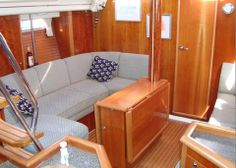 2000 Moody 42 for sale. Located east coast UK. Desirable quality yacht from ...