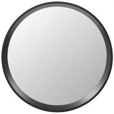 Decorator Accents - Austen Round Mirror 90cm