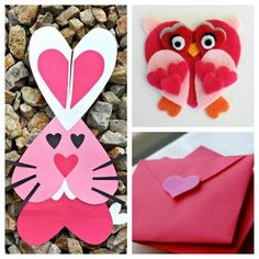 20 Lovely Crafts Made Out Of Hearts