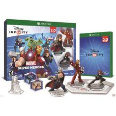 Disney Infinity 2.0: Marvel Super Heroes Starter Pack - Xbox One | #external #VideoGames #XboxOne