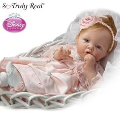 Baby Doll: Pretty As A Princess Baby Doll