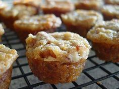 Pecan Pie Muffins - so easy ~ Recipe of today