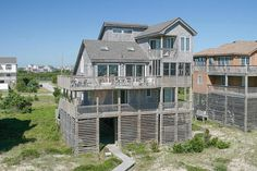 AVON Vacation Rentals | Point of View - Oceanfront Outer Banks Rental | 199 - Hatteras Rental