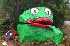 Frog Rock on Bainbridge Island