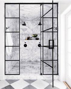 minimal bathroom ins minimal bathroom inspiration Budget Bathroom, Simple Bathroom, Bathroom Renovations, Bathroom Ideas, Bathroom Makeovers, Minimal Bathroom, Bathroom Designs, Remodel Bathroom, Bathroom Inspo