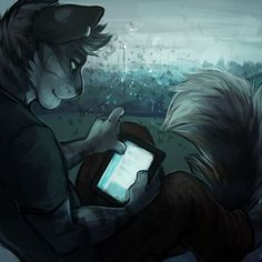 Картинки по запросу furry art wolf