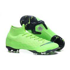 super popular db722 44b88 Nike Mercurial Superfly 6 Elite FG Zapatillas de Fútbol - Verde. Scarpe Da  CalcioStivali ...