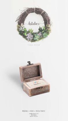 "Check out my @Behance project: ""Katalin V. floral design business card"" https://www.behance.net/gallery/47338061/Katalin-V-floral-design-business-card"