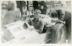 1950 British Grand Prix Louis Rosier Talbot Lago