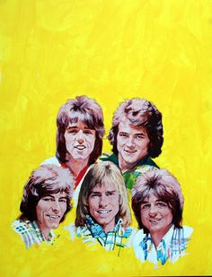 The one and only Bay City Rollers by Arnaldo Putzu