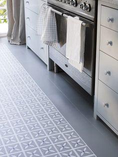 Lattice Pebble Grey – Flooring design by Dee Hardwicke for Harvey Maria Terrazzo Flooring, Brick Flooring, Grey Flooring, Bedroom Flooring, Kitchen Flooring, Flooring Ideas, Stairs Flooring, Garage Flooring, Wooden Flooring
