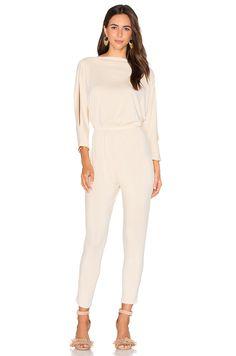 Rachel Pally Spence Jumpsuit in Cream