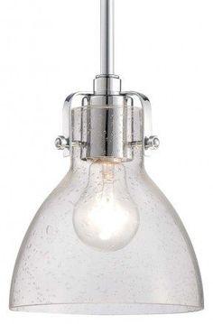 "Minka Lavery 2244-77 1 Light 8"" Height Indoor Mini Pendant"