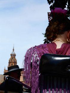 Llegó la Feria de Abril. Sevilla