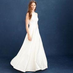 J. Crew: http://www.stylemepretty.com/2016/01/10/budget-wedding-dresses-1000-dollars/