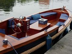 Most Popular Power Boats and Why to Use Them – Voyage Afield Make A Boat, Diy Boat, Plywood Boat, Wood Boats, Boat Restaurant, Cruiser Boat, Sailboat Interior, Runabout Boat, Classic Wooden Boats