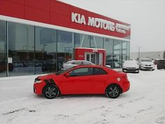 Shop our selection of used Kia Forte Koup vehicles for sale in Gatineau. Cars For Sale Used, Trucks For Sale, Used Cars, Kia Motors, Driving Test, Vehicles, Image, Cars, Car
