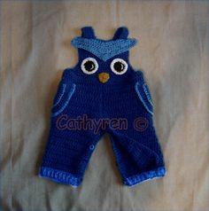 Crochet pattern for boys