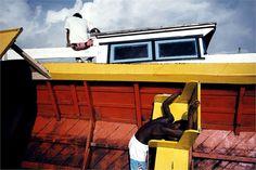 Alex Webb. NICARAGUA. Puerto Cabezas. 1992.