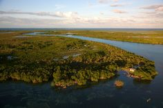 Caye off Belize City, Belize District, Belize (17°32' N, 88°06' W).
