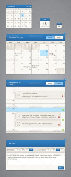Calendar for 2012 year Seasons, Icons and Graphic design illustration