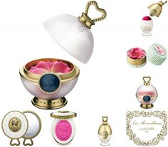 I really want ALL of these beautifully packaged Laduree makeup items....please!