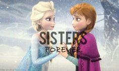 Mi hermana  ella es un amor, ella llega cuando yo ya estoy lista para dormir, para que le cuente un cuento o miremos la pelicula de Frozen y duerme conmigo.