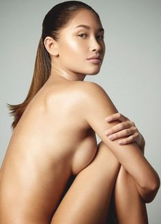 topmodelcentral:  Jocelyn Chew test shot ~ The Face US (1) ~ by Peter Rosa