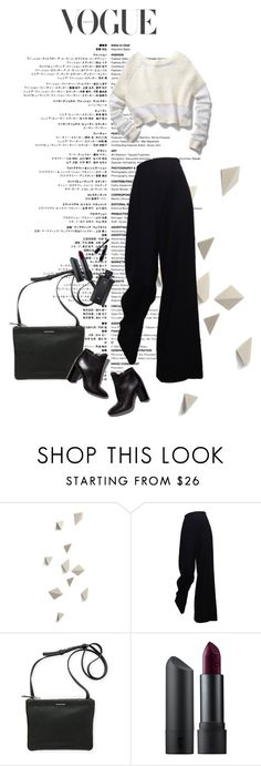 """""""#922"""" by lizzie-spence ❤ liked on Polyvore featuring The Row, Rebecca Minkoff, Pierre Hardy, Bite and Gucci"""