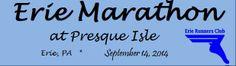 Erie Marathon - Erie PA (September)