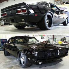 "Smithy Customs on Instagram: ""#projectblackjack unleashed. Next #mastmotorsports for some M90 tunning. #smithycustoms #bozealloys #eddiemotorsports #camaro #customcars…"""