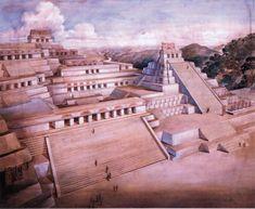tonina piramide mas grande mexico - Google Search