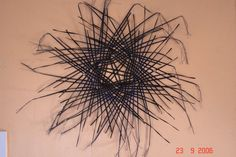 Karmen Thomson - a wall piece