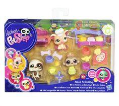 lps sets | Category: Girl Toys - Littlest Pet Shop