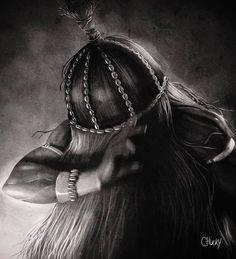 omulu Orisha, African Mythology, African Traditions, White Stain, Fade To Black, Gods And Goddesses, Creative Inspiration, Afro, Religion