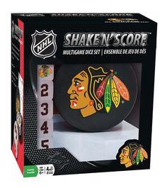 Chicago Blackhawks Shake N' Score Game