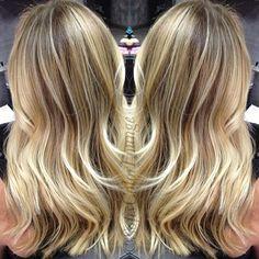 Summer hair by @colormechristine #balayage #blonde #blondebalayage #goldwell #lovekevinmurphy #blondebombshell #americansalon #modernsalon #behindthechair #btc #btcpics #angelofcolour #njhairstylist #colormechristine #stylistshopconnect #stylistssupportingstylists #njbesthair #thebestofnjbeauty #njhairsalon #cranford #summit #westfield #nj #sofiscolorlounge