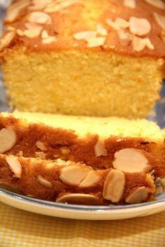 Petite Nyonya's Kitchen...for all seasons: Orange Butter Cake
