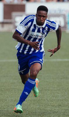 HJK:n tähtipelaaja Macoumba Kandji, 29, pelasi Yhdysvalloissa MLS-liigassa kolmessa eri seurassa vuosina 2008–2012.